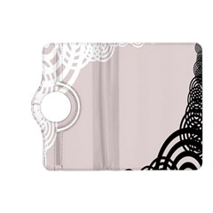 Circles Background Kindle Fire Hd (2013) Flip 360 Case by Nexatart