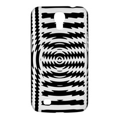 Black And White Abstract Stripped Geometric Background Samsung Galaxy Mega 6 3  I9200 Hardshell Case