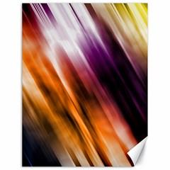 Colourful Grunge Stripe Background Canvas 18  X 24   by Nexatart