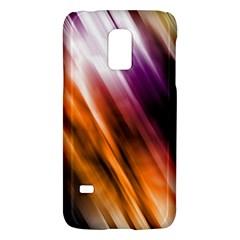 Colourful Grunge Stripe Background Galaxy S5 Mini by Nexatart