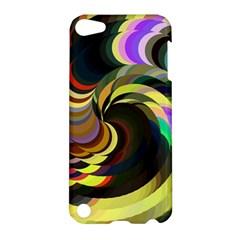 Spiral Of Tubes Apple Ipod Touch 5 Hardshell Case by Nexatart