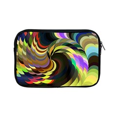 Spiral Of Tubes Apple Ipad Mini Zipper Cases