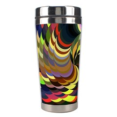 Spiral Of Tubes Stainless Steel Travel Tumblers by Nexatart