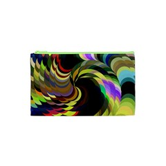 Spiral Of Tubes Cosmetic Bag (xs) by Nexatart