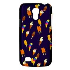 Seamless Cartoon Ice Cream And Lolly Pop Tilable Design Galaxy S4 Mini