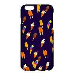 Seamless Cartoon Ice Cream And Lolly Pop Tilable Design Apple Iphone 6 Plus/6s Plus Hardshell Case by Nexatart