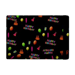 Cartoon Birthday Tilable Design Apple Ipad Mini Flip Case