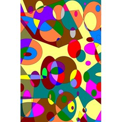 Abstract Digital Circle Computer Graphic 5 5  X 8 5  Notebooks by Nexatart