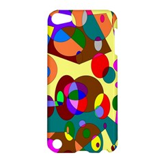 Abstract Digital Circle Computer Graphic Apple Ipod Touch 5 Hardshell Case by Nexatart