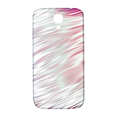 Fluorescent Flames Background With Special Light Effects Samsung Galaxy S4 I9500/i9505  Hardshell Back Case
