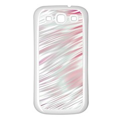 Fluorescent Flames Background With Special Light Effects Samsung Galaxy S3 Back Case (white)