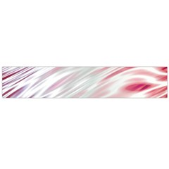 Fluorescent Flames Background With Special Light Effects Flano Scarf (large)