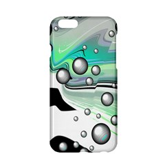 Small And Big Bubbles Apple Iphone 6/6s Hardshell Case