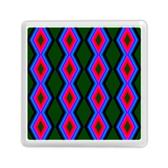 Quadrate Repetition Abstract Pattern Memory Card Reader (square)  by Nexatart