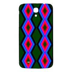 Quadrate Repetition Abstract Pattern Samsung Galaxy Mega I9200 Hardshell Back Case