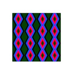 Quadrate Repetition Abstract Pattern Satin Bandana Scarf by Nexatart