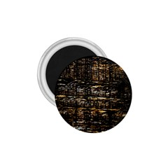 Wood Texture Dark Background Pattern 1 75  Magnets by Nexatart