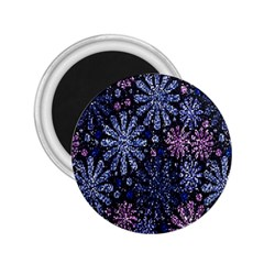 Pixel Pattern Colorful And Glittering Pixelated 2 25  Magnets by Nexatart