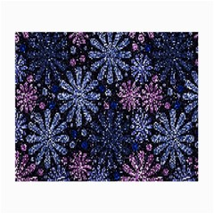 Pixel Pattern Colorful And Glittering Pixelated Small Glasses Cloth (2 Side) by Nexatart