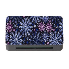 Pixel Pattern Colorful And Glittering Pixelated Memory Card Reader With Cf by Nexatart