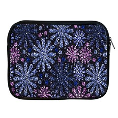 Pixel Pattern Colorful And Glittering Pixelated Apple Ipad 2/3/4 Zipper Cases by Nexatart