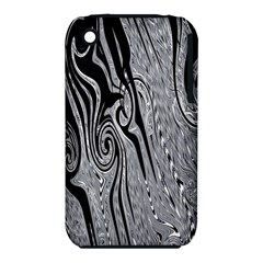 Abstract Swirling Pattern Background Wallpaper Iphone 3s/3gs by Nexatart
