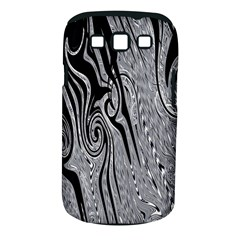 Abstract Swirling Pattern Background Wallpaper Samsung Galaxy S Iii Classic Hardshell Case (pc+silicone) by Nexatart