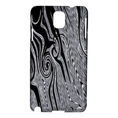 Abstract Swirling Pattern Background Wallpaper Samsung Galaxy Note 3 N9005 Hardshell Case