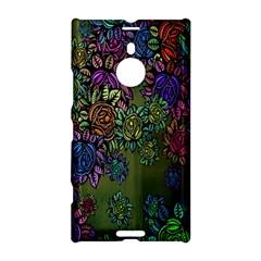 Grunge Rose Background Pattern Nokia Lumia 1520 by Nexatart
