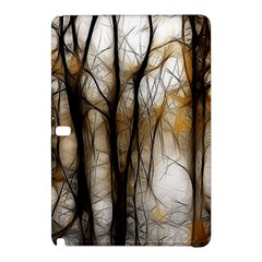 Fall Forest Artistic Background Samsung Galaxy Tab Pro 10 1 Hardshell Case