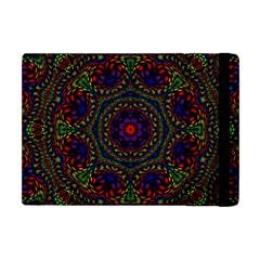 Rainbow Kaleidoscope Apple Ipad Mini Flip Case