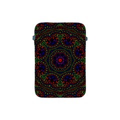 Rainbow Kaleidoscope Apple Ipad Mini Protective Soft Cases by Nexatart