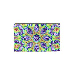 Rainbow Kaleidoscope Cosmetic Bag (small)