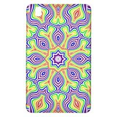 Rainbow Kaleidoscope Samsung Galaxy Tab Pro 8 4 Hardshell Case by Nexatart