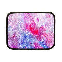 Glitter Pattern Background Netbook Case (small)