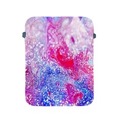 Glitter Pattern Background Apple Ipad 2/3/4 Protective Soft Cases