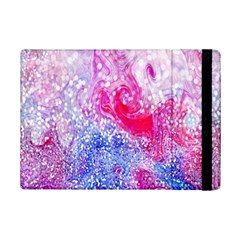 Glitter Pattern Background Ipad Mini 2 Flip Cases by Nexatart