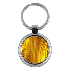 Light Doodle Pattern Background Wallpaper Key Chains (round)  by Nexatart
