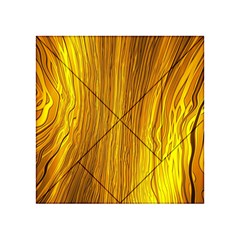 Light Doodle Pattern Background Wallpaper Acrylic Tangram Puzzle (4  X 4 )