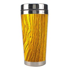 Light Doodle Pattern Background Wallpaper Stainless Steel Travel Tumblers by Nexatart