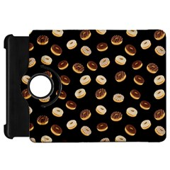 Donuts Pattern Kindle Fire Hd 7  by Valentinaart