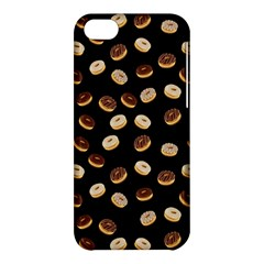 Donuts Pattern Apple Iphone 5c Hardshell Case by Valentinaart