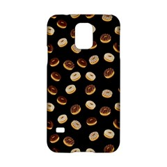Donuts Pattern Samsung Galaxy S5 Hardshell Case  by Valentinaart