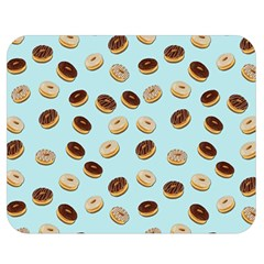 Donuts Pattern Double Sided Flano Blanket (medium)  by Valentinaart