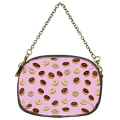 Donuts Pattern Chain Purses (one Side)  by Valentinaart