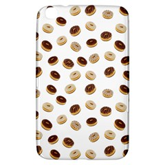 Donuts Pattern Samsung Galaxy Tab 3 (8 ) T3100 Hardshell Case  by Valentinaart