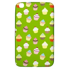 Cupcakes Pattern Samsung Galaxy Tab 3 (8 ) T3100 Hardshell Case  by Valentinaart