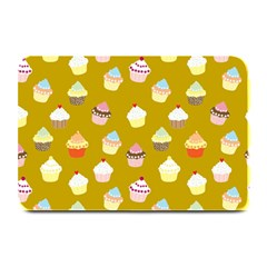 Cupcakes Pattern Plate Mats by Valentinaart