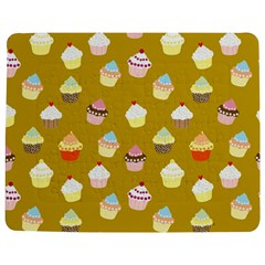 Cupcakes Pattern Jigsaw Puzzle Photo Stand (rectangular) by Valentinaart