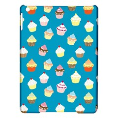 Cupcakes Pattern Ipad Air Hardshell Cases by Valentinaart